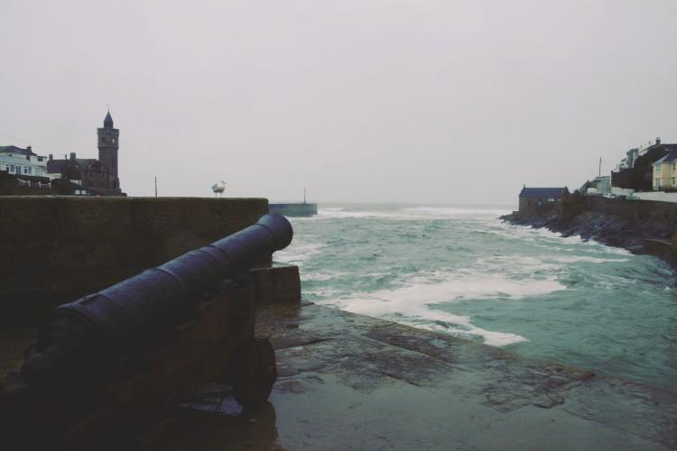 Porthleven harbour, Cornwall, travel, blog,