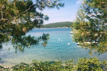 A place between the pines, Croatia