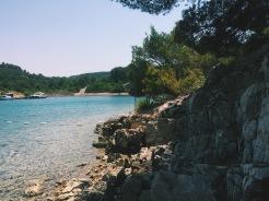 Secret swimming spot, Necujam