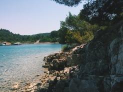 Secret swimming spot, Necujam