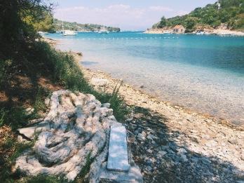 Fisherman's bench, Solta