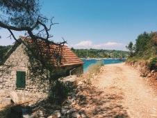 Fisherman's hut, Solta