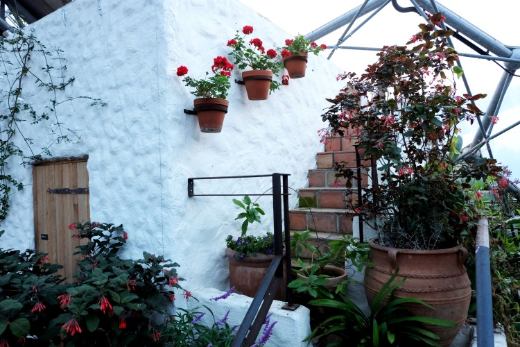 white-greecian-building