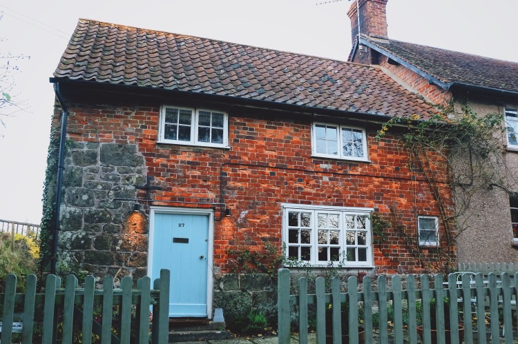 Air BnB cottage in East Knoyle, Wiltshire